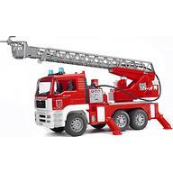 Bruder Пожарная машина MAN с лестницей