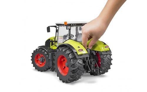 Трактор Bruder Claas Axion 950 c погрузчиком (8)