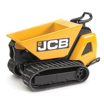 Bruder гусеничный перевозчик сыпучих грузов JCB Dumpster HTD-5 - Minim