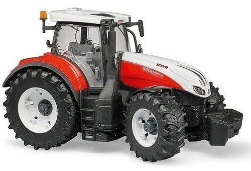 Трактор Bruder Steyr 6300 Terrus CVT (9)