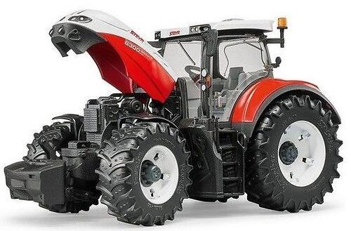 Трактор Bruder Steyr 6300 Terrus CVT (10)