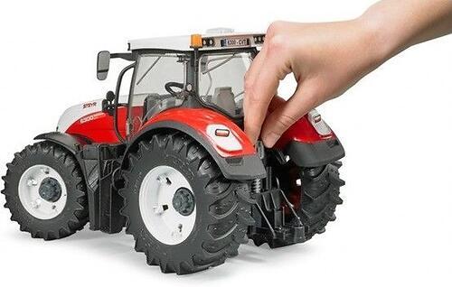 Трактор Bruder Steyr 6300 Terrus CVT (11)
