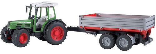 Трактор с прицепом Bruder (8)