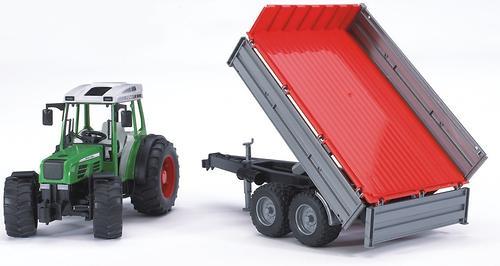 Трактор с прицепом Bruder (10)