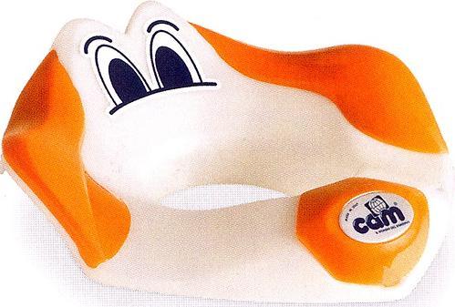 Адаптер для унитаза Cam Upper (бело-оранжевый) (3)