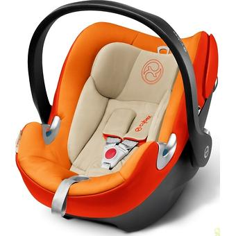 Автокресло Cybex Aton Q Autumn Gold - Minim