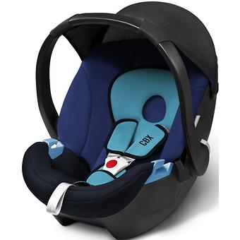 Автокресло Cybex Aton Basic Blue Moon - Minim