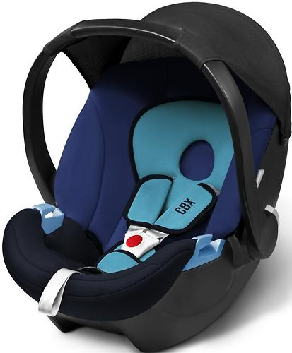 Автокресло Cybex Aton Basic Blue Moon (6)