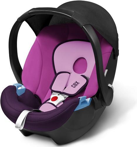 Автокресло Cybex Aton Basic Purple Rain (6)
