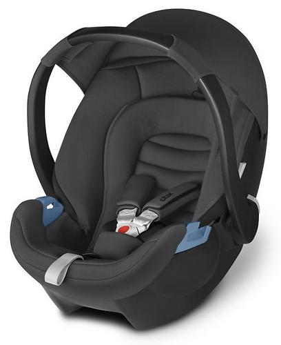 Автокресло CBX by Cybex Aton Basic Comfy Grey (4)