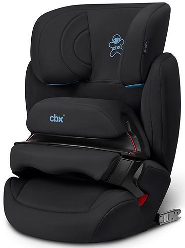 Автокресло Cybex CBX Aura-Fix Cozy Black (6)