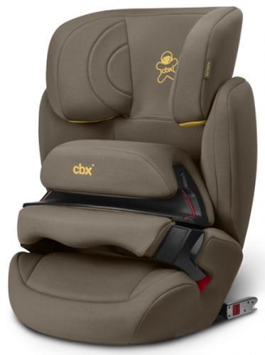 Автокресло Cybex CBX Aura-Fix Truffy Brown (6)