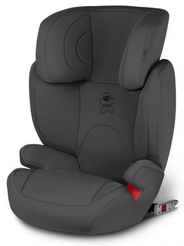 Автокресло CBX by Cybex Solution 2-Fix Comfy Grey (4)