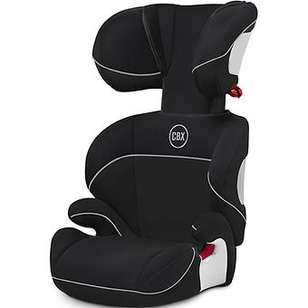 Автокресло Cybex Solution Pure Black - Minim