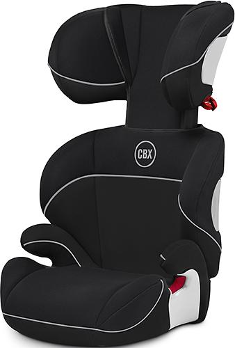 Автокресло Cybex Solution Pure Black (7)