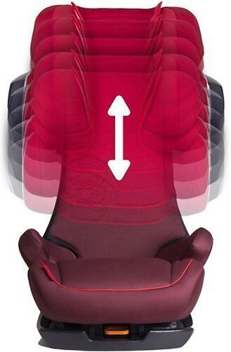 Автокресло Cybex Pallas 2-Fix Rumba Red (13)