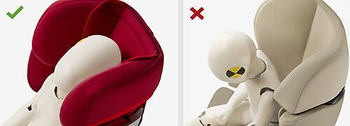 Автокресло Cybex Pallas 2-Fix Rumba Red (11)