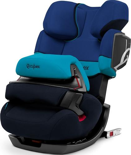 Автокресло Cybex Pallas 2-Fix Blue Moon (10)