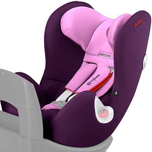 Автокресло Cybex Sirona Grape Juice (10)
