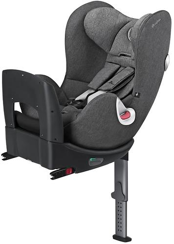 Автокресло Cybex Sirona Plus Manhattan Grey (12)