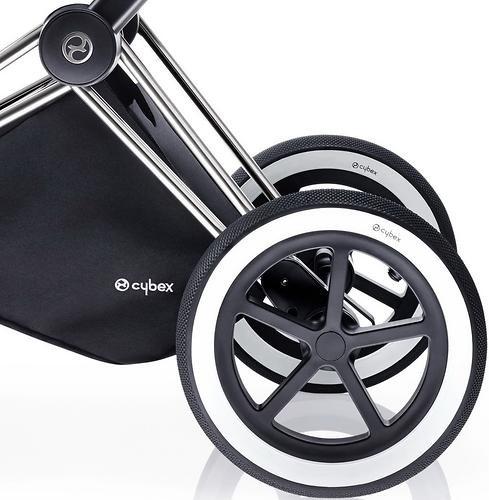Комплект задних колес All Terrain Cybex Chrome для коляски Priam (1)