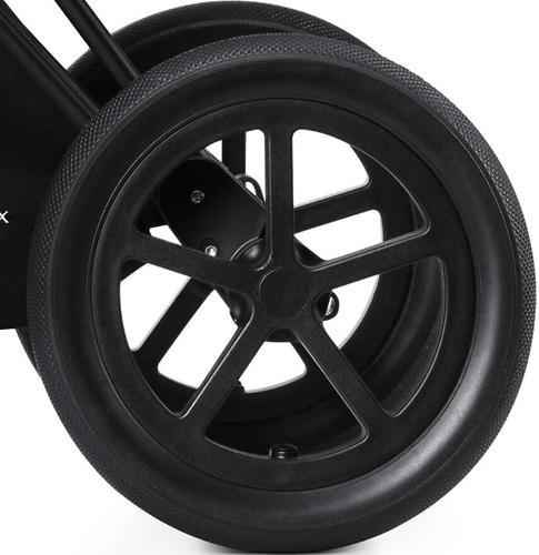 Комплект задних колес All Terrain Cybex Matt Black для коляски Priam (1)
