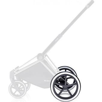 Комплект задних колес Trekking Cybex TR Chrome для коляски Priam - Minim