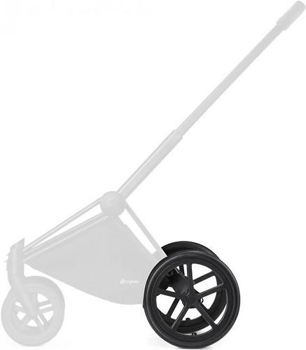 Комплект задних колес Trekking Cybex TR Matt Black для коляски Priam (1)