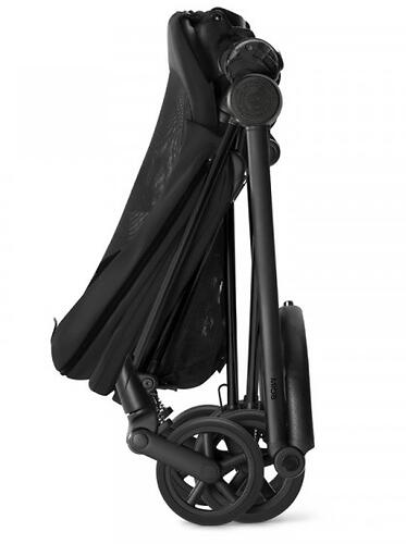 Коляска Cybex Mios Black Butterfly (17)