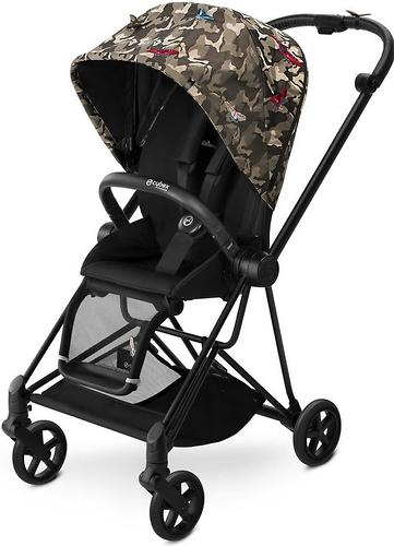 Коляска Cybex Mios Black Butterfly (11)