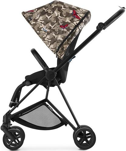 Коляска Cybex Mios Black Butterfly (12)