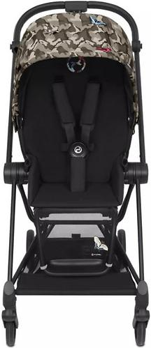 Коляска Cybex Mios Black Butterfly (13)