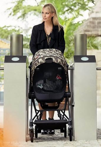 Коляска Cybex Mios Black Butterfly (19)
