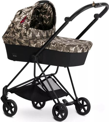 Люлька Cybex Mios Carrycot Butterfly (8)