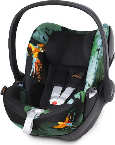 Автокресло Cybex Cloud Q Birds of Paradise (3)