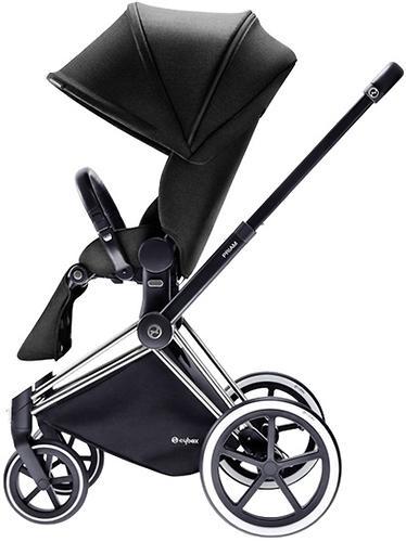 Сиденье Lux для коляски Cybex Priam Black Beauty (9)