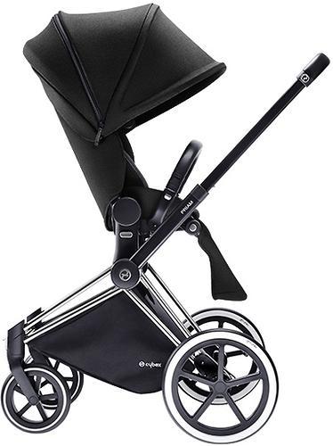 Сиденье Lux для коляски Cybex Priam Black Beauty (10)