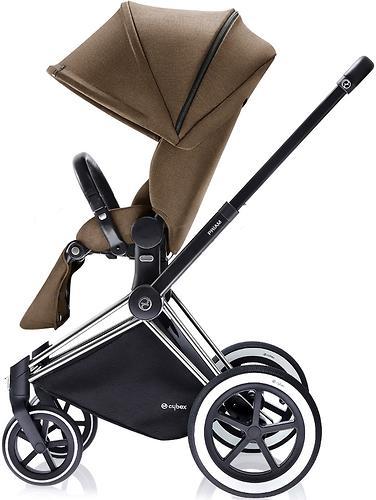 Сиденье Lux для коляски Cybex Priam Cashmere Beige (8)