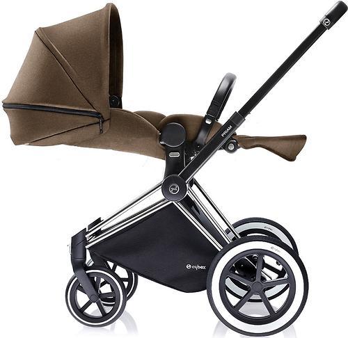 Сиденье Lux для коляски Cybex Priam Cashmere Beige (10)