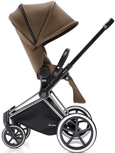 Сиденье Lux для коляски Cybex Priam Cashmere Beige (9)