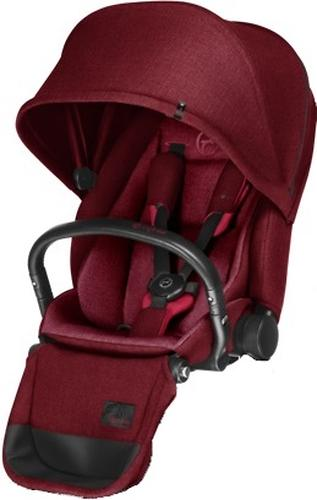 Сиденье LUX для коляски Cybex Priam Infra Red (3)