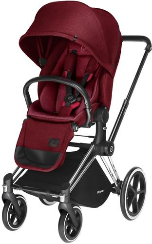 Сиденье LUX для коляски Cybex Priam Infra Red (4)