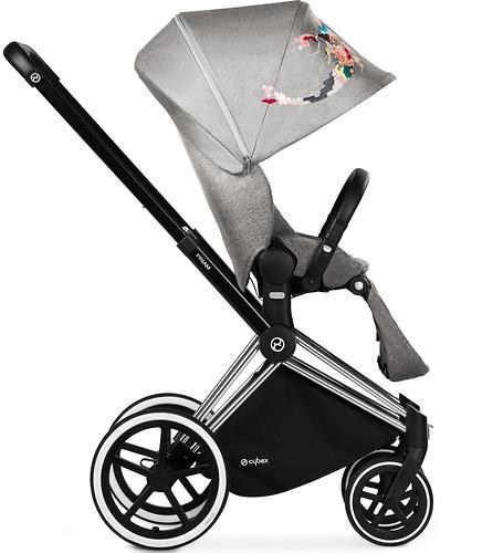 Сиденье LUX для коляски Cybex Priam Koi (10)