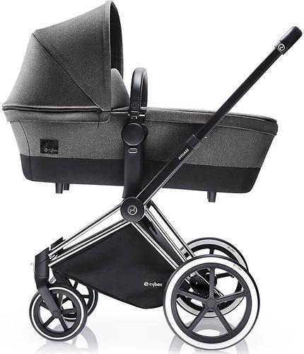 Люлька для коляски Cybex Priam Manhattan Grey (5)