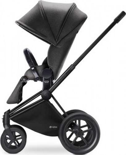 Сиденье Lux для коляски Cybex Priam Manhattan Grey (8)