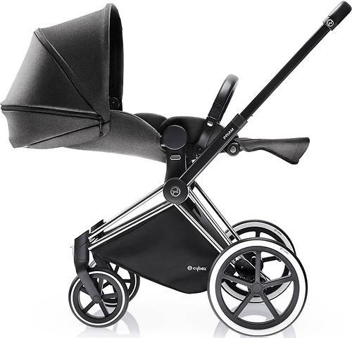 Сиденье Lux для коляски Cybex Priam Manhattan Grey (10)