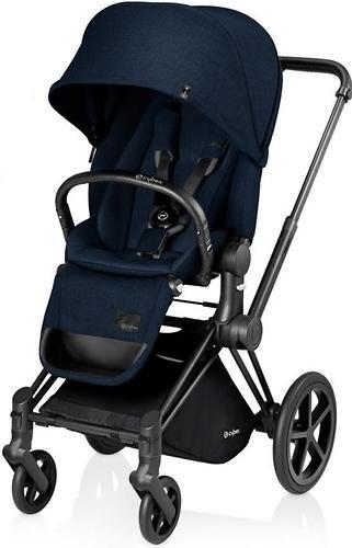 Сиденье LUX для коляски Cybex Priam Midnight Blue (4)