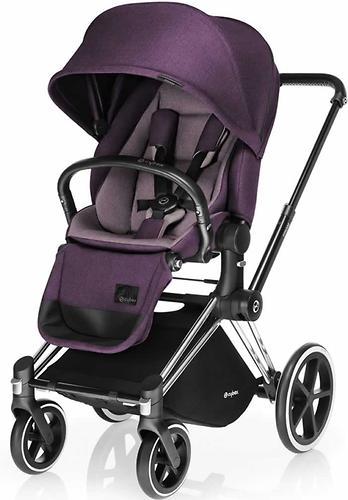 Сиденье LUX для коляски Cybex Priam Mystic Pink (4)