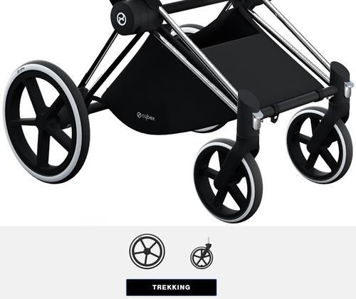 Шасси Chrome Trekking для коляски Cybex Priam (5)
