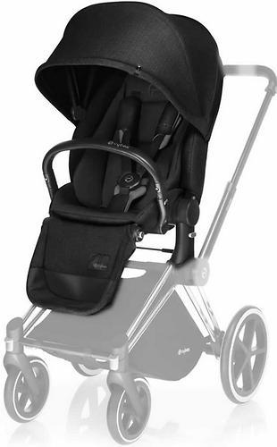 Сиденье LUX для коляски Cybex Priam Olive Khaki (4)